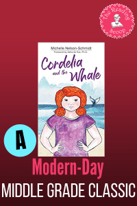 Cordelia and the Whale #yalit #thereadingscoop