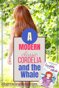 Cordelia and the Whale, a novel connecting humanity. #thereadingscoop #yalit