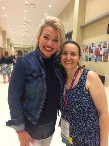 Usborne Books & More Convention 2019, Picture with Tina Beal