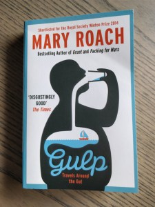 """In Mary Roach's """"Gulp: Travels Around the Gut"""", she shows that whatever food we eat, it all goes down the same way."""