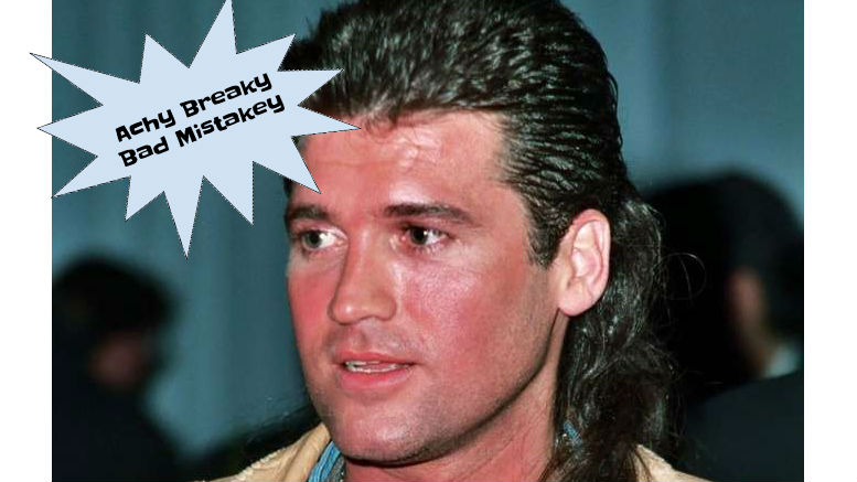 How To Score A Mullet For Just Five Bucks, Billy Ray Cyrus