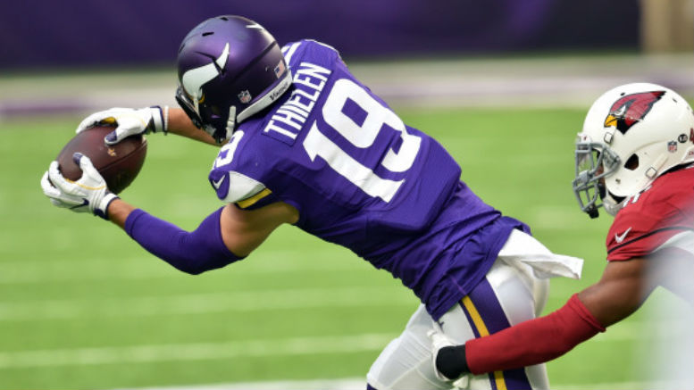 11 Undervalued Fantasy Football Players To Win Draft Day Adam Thielen