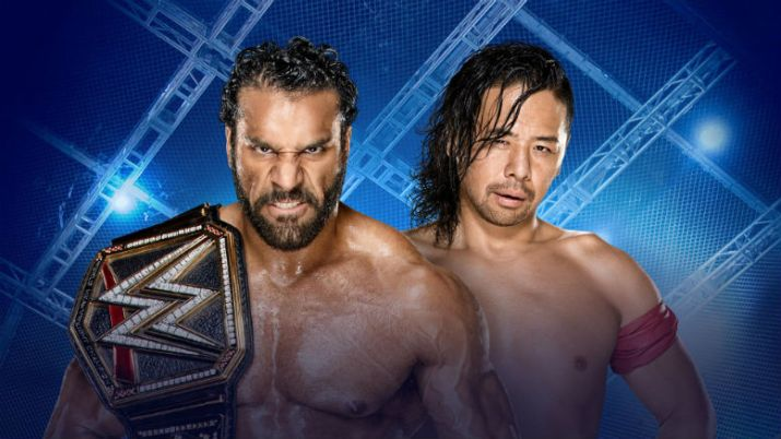 Preview and Predictions WWE Hell In A Cell 1082017 Jinder Mahal Shinsuke Nakamura