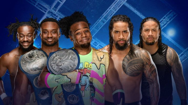 Preview and Predictions WWE Hell In A Cell 1082017 The New Day Usos