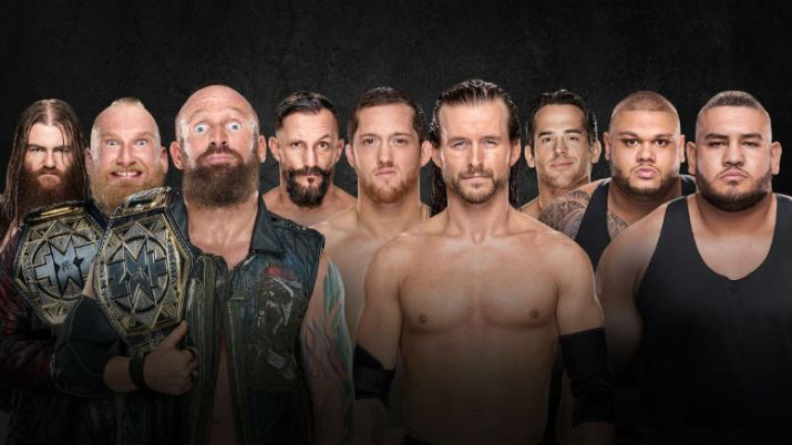 Preview & Predictions: NXT Takeover: War Games