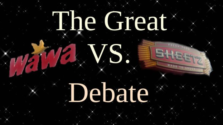 The Great Wawa Vs. Sheetz Debate