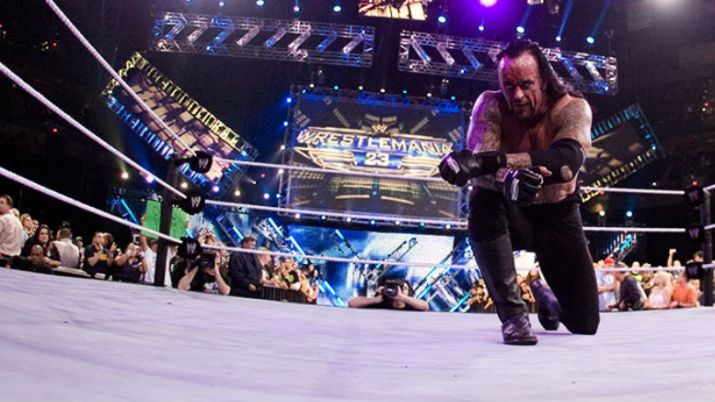 (Somewhat Too Early) WWE Royal Rumble Odds, Undertaker