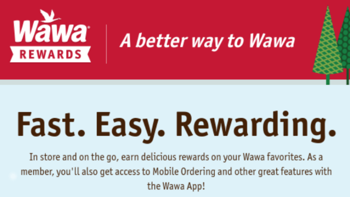 The Great Wawa Vs. Sheetz Debate: Round 4 - Customer Service, Intangibles, & Holiday Charm, Wawa Rewards
