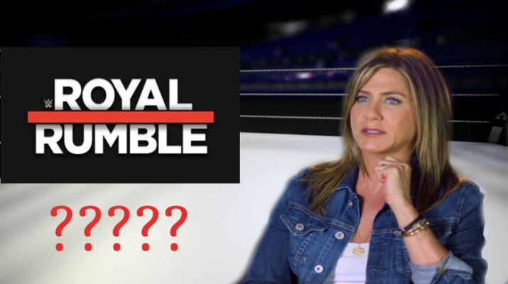 Shocking New Entrant To Women's Royal Rumble? Jennifer Aniston