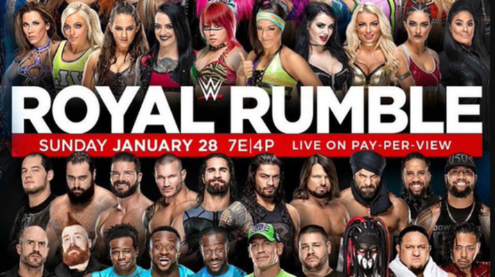 Preview Predictions WWE Royal Rumble 1282018 Photo - Cageside Seats