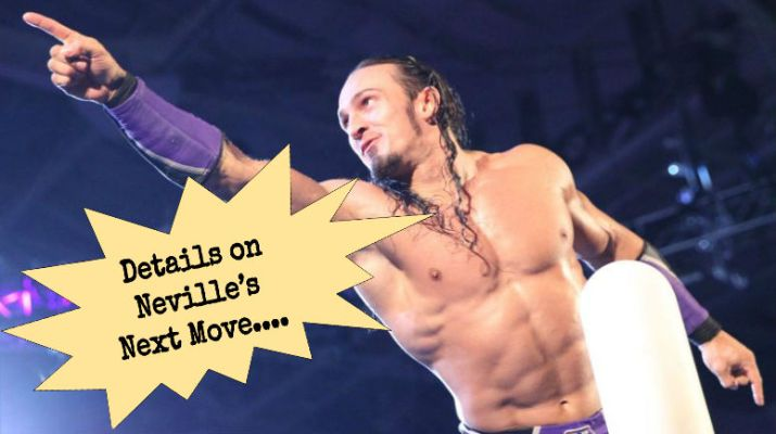 Exclusive Interview With Neville: Wrestling's Hottest Free Agent Speaks!