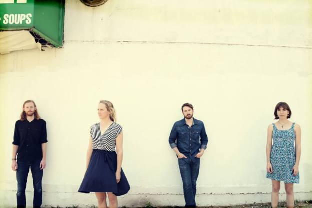 Ana Egge and The Stray Birds