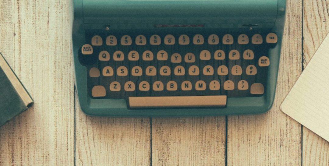 #01 Writers Write