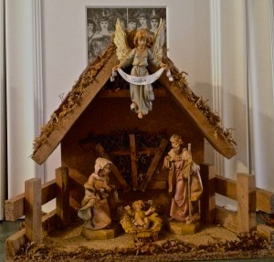 """Not the Baby Jesus Play Set!"""