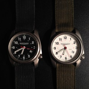 Twin Bertucci Watches