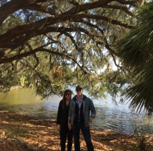 Anniversary 2016, Lake Alice, Gainesville, UF, Florida,