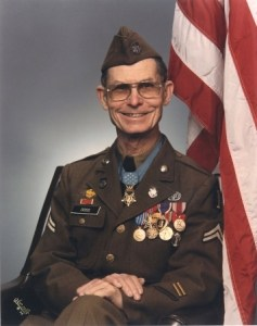 Integrity, Desmond Doss, Medal of Honor, MOH, WWII,