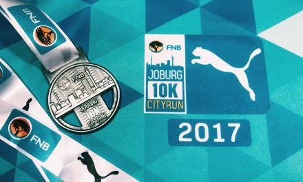 Running the FNB Joburg 10km City Run