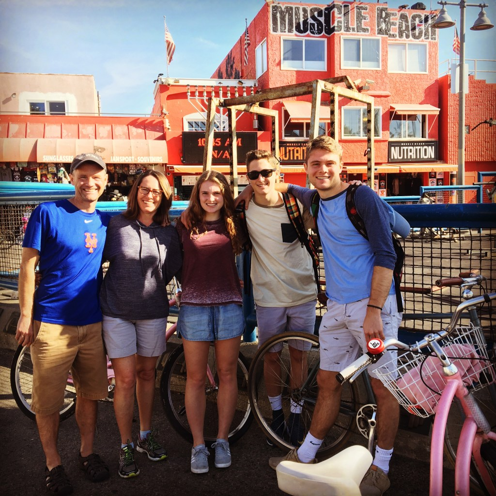 Santa Monica and Venice Bike Tour