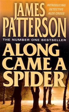 Image result for along came a spider book