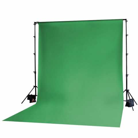 Digitale uitnodiging met Green Screen