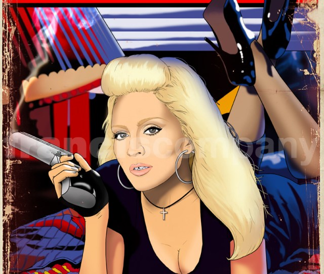 Madonna Gang Bang Solitary Confinement Vision Mix