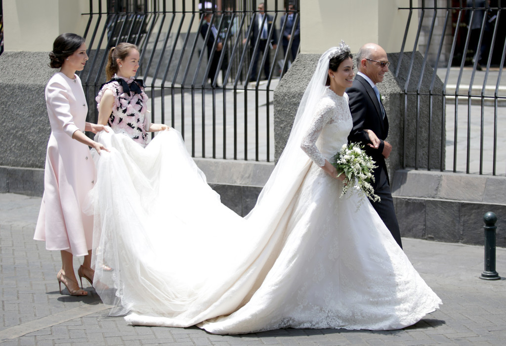 Wedding of Prince Christian of Hanover and Alessandra de