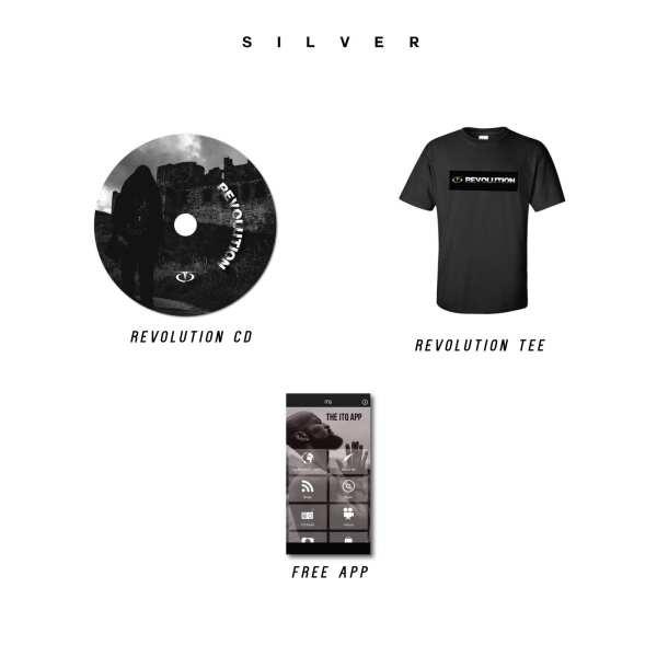 TQ store - Revolution Silver Bundle