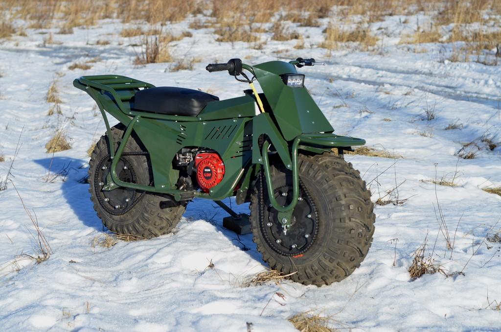 taurus 2x2 motorcycle all