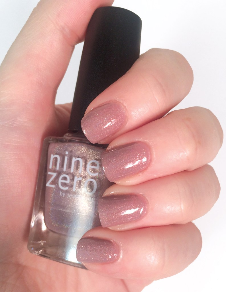 Nine Zero Lacquer Review | The Rebel Planner