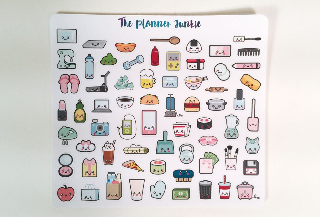 The Planner Junkie Haul | The Rebel Planner