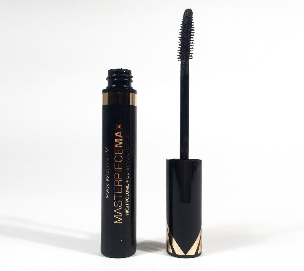 Max Factor Masterpiece Max Mascara Review | The Rebel Planner