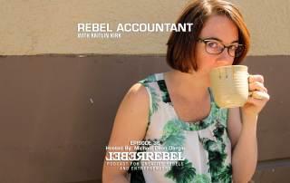 Rebel Accountant Kaitlin Kirk