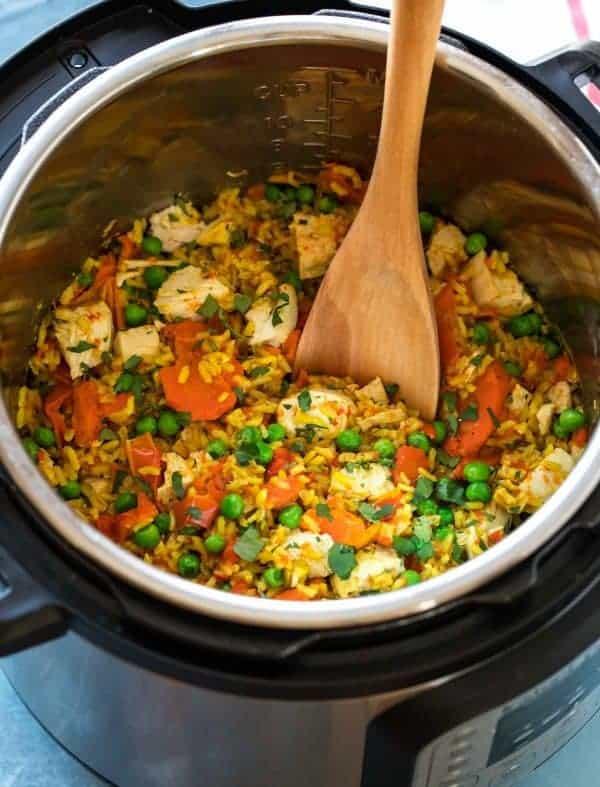 21+ Easy Instant Pot Chicken Recipes (pressure cooker ...
