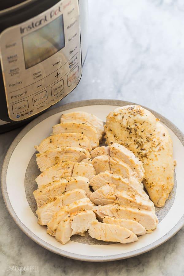 Juicy Instant Pot Chicken Breast - The Recipe Rebel
