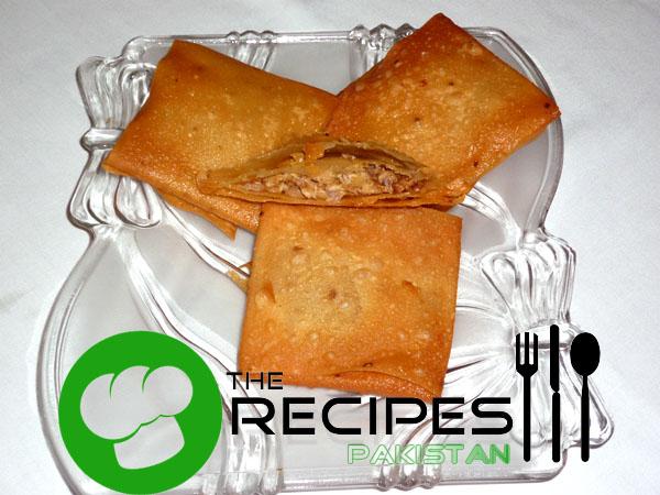 Chicken Parcels Recipe
