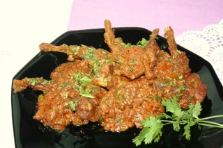 Handi Achaari Chops Recipe