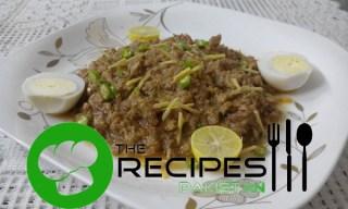 Easy Bihari Mutton Keema