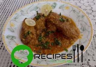 Karahi kebab Masala