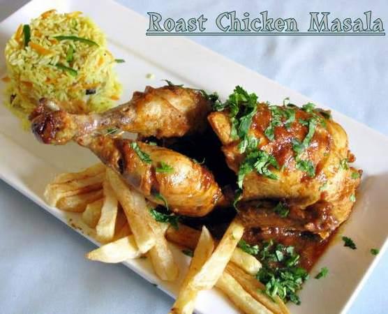 Chicken Roast Masala