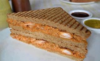 Chicken Tikka Sandwich Recipe