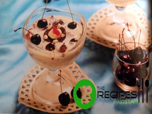 Turkish Trifle Recipe