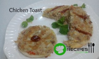 Chicken Toast Recipe