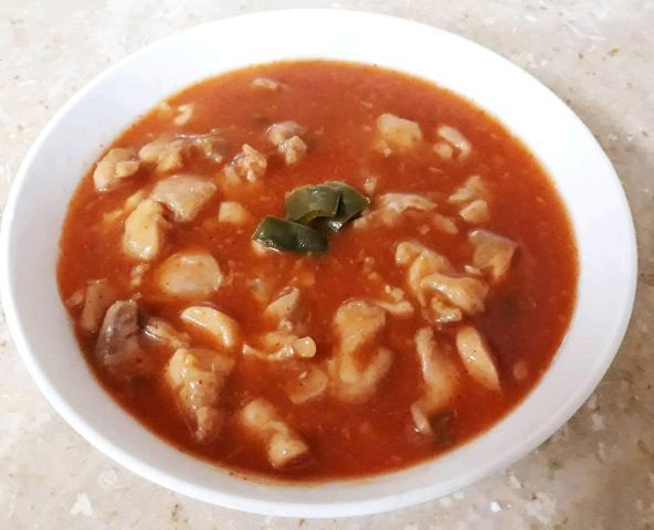 chicken Manchurian recipe written