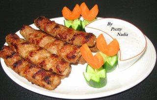 Easy Seekh Kabab
