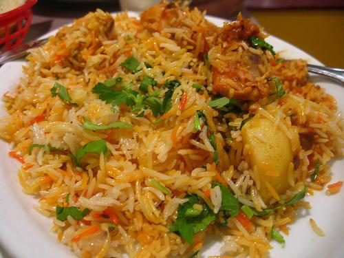 Bihari Chicken Biriyani Recipe