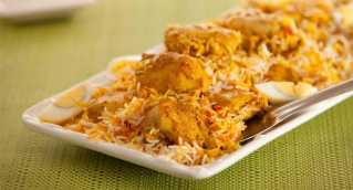 Learn Special Hyderabadi Chicken Dum Biryani