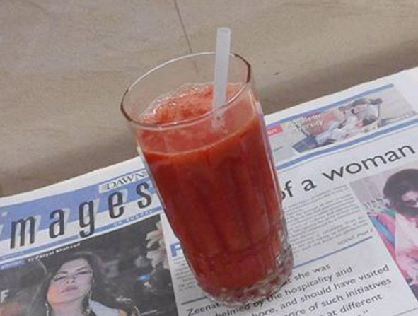 Best Fresh Strawberry Juice