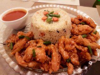 Dragon Chicken Recipe