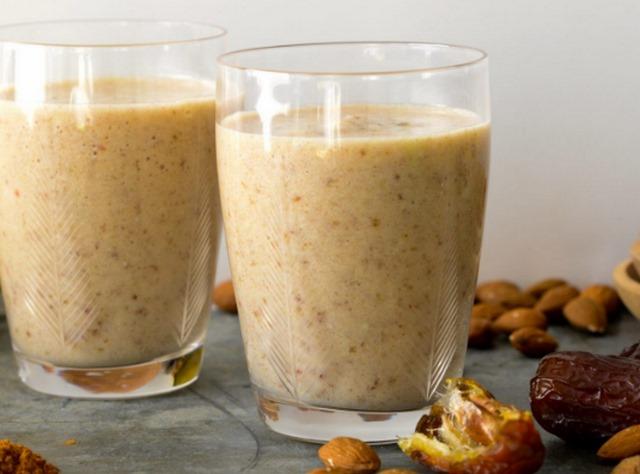 Hot Dry Fruit Milk Recipe